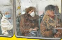 Minister zdrowia Ukrainy przyznaje: mamy epidemię świńskiej grypy