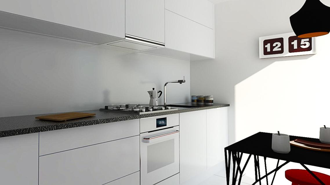 Kuchnia bez okna Kompleksowa metamorfoza  Dom  WP PL