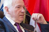 Rz�d ma problem. Prof. Stanis�aw Gomu�ka: w ten spos�b Polska nie dogoni Europy
