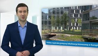 #dziejesiewbiznesie: Polska najatrakcyjniejszą lokalizacją biznesową w Europie