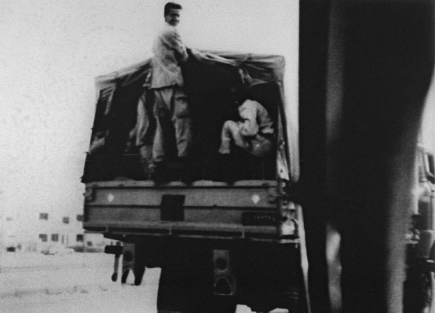 Iraccy �o�nierze w Kuwejcie, sierpie� 1990 r.