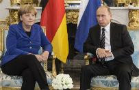 Czesi darz� wi�ksz� sympati� W�adimira Putina ni� Angel� Merkel