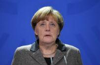 Sonda�: 40 proc. Niemc�w chce dymisji Merkel w zwi�zku z polityk� migracyjn�