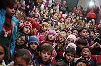 Tragiczna sytuacja syryjskich dzieci