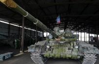 OBWE alarmuje: prorosyjscy separaty�ci ze wschodniej Ukrainy gromadz� zakazane uzbrojenie, w tym czo�gi