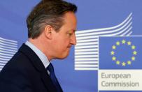 """Reuter: Cameron b�dzie domaga� si� u Tuska silniejszego """"hamulca bezpiecze�stwa"""""""