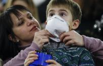 Kolejne ofiary wirusa H1N1. W Kijowie polecono zamkn�� przedszkola i wstrzyma� zaj�cia na uczelniach