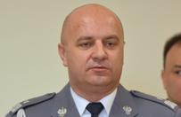 KGP: Szef ma�opolskiej policji odwo�any