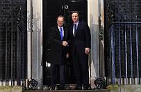 Szef RE Donald Tusk ma propozycj� dla Londynu. Jest wst�pny projekt porozumienia UE z Wielk� Brytani�