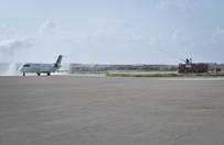 Eksplozja w pasa�erskim samolocie. Maszyna l�dowa�a awaryjnie w Mogadiszu