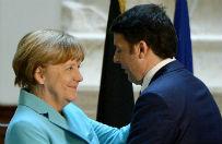 Rzym kontra Bruksela i Berlin. Premier W�och Matteo Renzi rzuca wyzwanie Unii Europejskiej i Niemcom