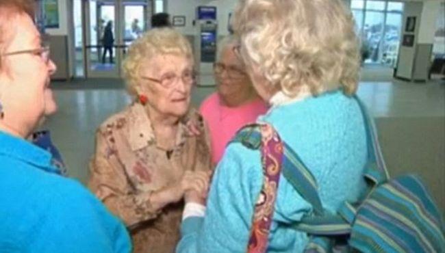 Odnalazła matkę po 82 latach
