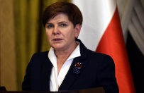 Premier Beata Szyd�o: Polska b�dzie chroni� Polak�w mieszkaj�cych za granic�