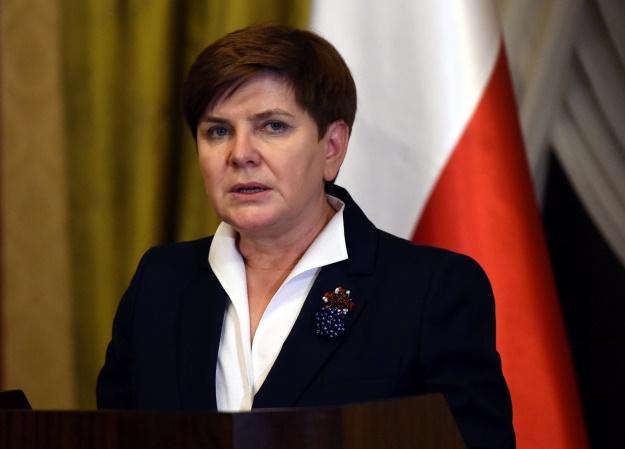 Premier podczas spotkania z przedstawicielami środowisk polonijnych w Londynie