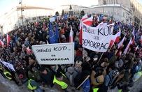 Publicysta o demonstracjach KOD-u: Nie ma si� z czego cieszy�