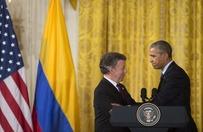 Obama zaoferowa� Kolumbii pomoc w wysoko�ci 450 mln dolar�w