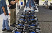 "Roje dron�w coraz bli�ej. Marynarka wojenna USA realizuje projekt LOCUST, czyli ""Szara�cza"""