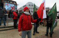 """Antyimigranckie demonstracje pod has�em """"Przeciw Islamizacji Europy"""""""