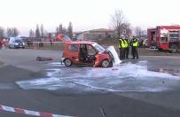Tragiczny wypadek podczas treningu w Pile. Auto wjecha�o w matk� z dzie�mi