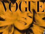 """Kate Moss na ok�adce """"Vogue Italia"""""""