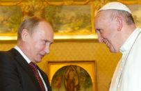 """""""Wiedomosti"""": utrzymanie dialogu z papie�em jest cenne dla W�adimira Putina"""