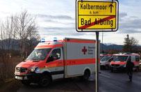 Tragiczny wypadek kolejowy w Bawarii