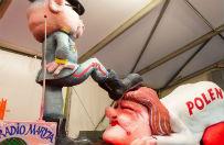 Jacques Tilly, autor karykatury Jaros�awa Kaczy�skiego z parady karnawa�owej w Duesseldorfie: to po prostu �art