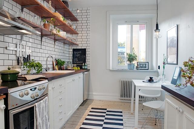 Jak urządzić małą kuchnię w bloku? Inspiracje  Strona 2  Dom  WP PL -> Kuchnie W Bloku Jak Urzadzic