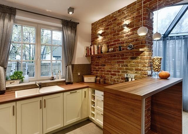 Kuchnia w bloku  Jak urządzić małą kuchnię w bloku? Inspiracje  WP Dom -> Kuchnie W Bloku Jak Urzadzic