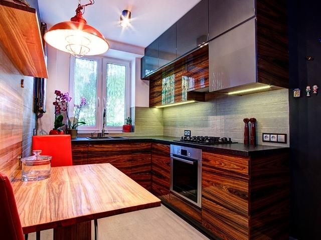 Jak urządzić małą kuchnię w bloku? Inspiracje  Strona 8  Dom  WP PL -> Kuchnie W Bloku Jak Urzadzic