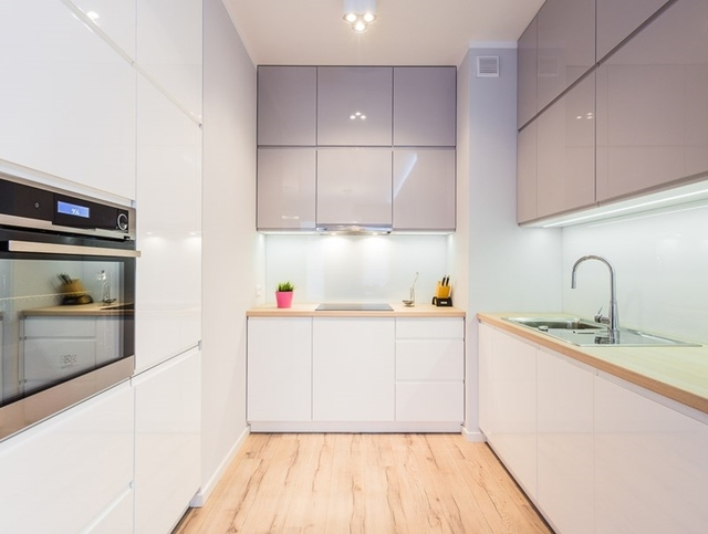 Jak urządzić małą kuchnię w bloku? Inspiracje  Strona 7  Dom  WP PL -> Kuchnie W Bloku Jak Urzadzic