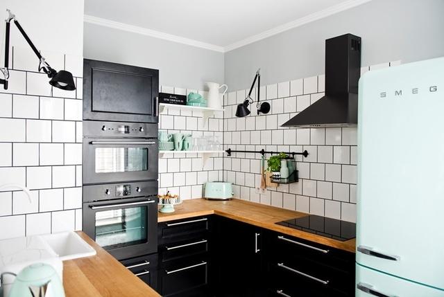 Jak urządzić małą kuchnię w bloku? Inspiracje  Strona 10  Dom  WP PL -> Kuchnie W Bloku Jak Urzadzic
