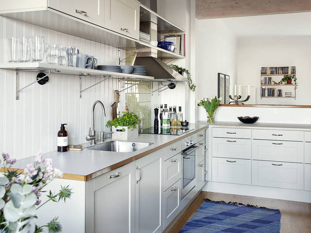 Jak urządzić małą kuchnię w bloku? Inspiracje  Strona 5  Dom  WP PL -> Kuchnie W Bloku Jak Urzadzic