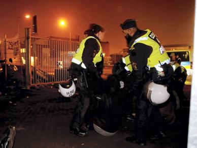 10 Polak�w aresztowanych w Szwecji ws. planowania ataku na migrant�w