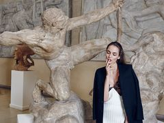 "Zuzanna Bijoch w ""Vogue Paris: Travel in France"""