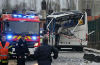 Tragiczny wypadek szkolnego autobusu we Francji