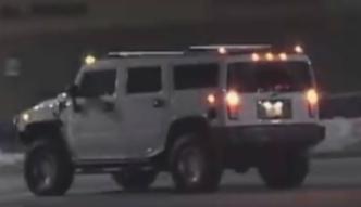 #dziejesiewmoto: wypadki Hummerów
