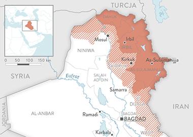Niepodległy Kurdystan coraz bliżej