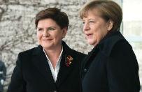 Beata Szyd�o i Angela Merkel b�d� zabiega� o pozostanie Wielkiej Brytanii w UE