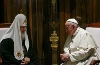 W Hawanie rozpocz�o si� historyczne spotkanie Franciszka i Cyryla
