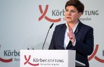 Beata Szyd�o w Berlinie: polska demokracja ma si� �wietnie