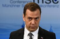 Miedwiediew: nowa zimna wojna mi�dzy Rosj� a Zachodem