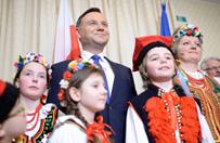Prezydent Duda: szko�y w Niemczech nie zapewniaj� odpowiedniej nauki polskiego