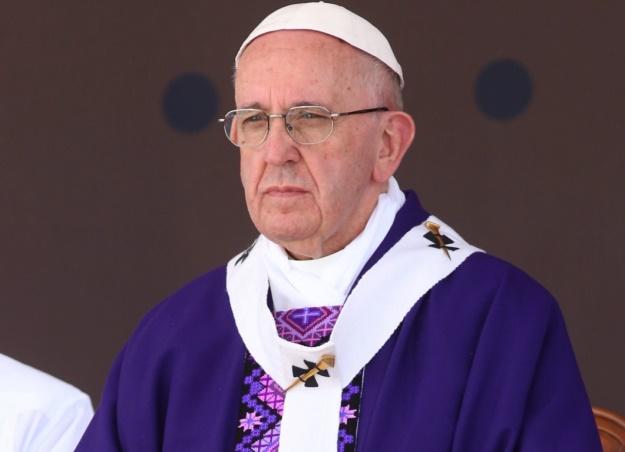 Papie� Franciszek