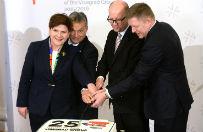 Austriacka Partia Wolno�ci chce nale�e� do Grupy Wyszehradzkiej