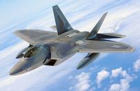 Cztery ameryka�skie my�liwce F-22 przelecia�y nad Kore� Po�udniow�