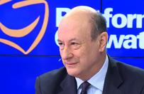 Rostowski komentuje doniesienia o zmianach w PO: przekaz przewodniczącego Schetyny jest jasny