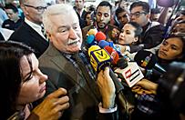 Pięć osób obwinionych o zakłócenie spotkania z Lechem Wałęsą