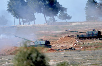 Bliski Wsch�d - iskra zapalna trzeciej wojny �wiatowej?