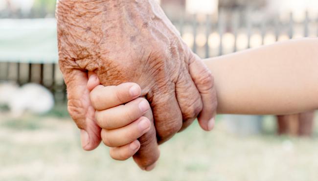 Gdy dziadkowie chcą sprawdzić, czy to ich wnuki…